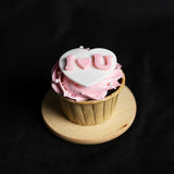 [1 Day Pre-Order] Pink Kisses Cupcake Gift Set