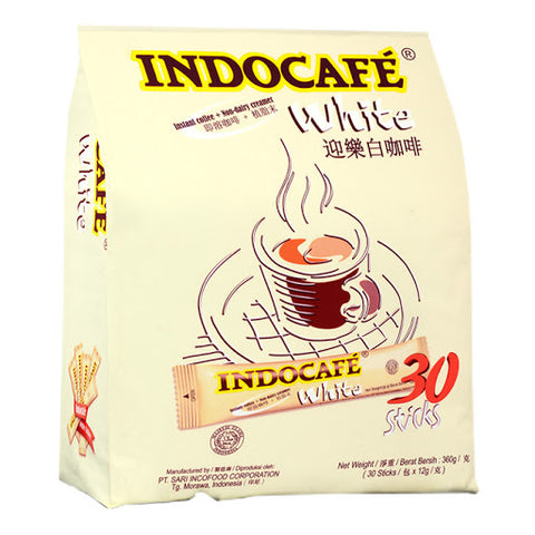 INDOCAFE White Coffee 2in1 30x12g