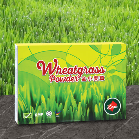 [2 Days Pre-order] (582010) 全小麦草 Wheatgrass Powder