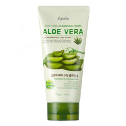 Aloe Vera Soothing Cleansing Foam