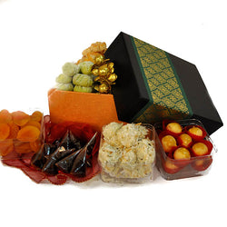 [3 Day Pre-Order] Abbas Food Gift - Cookies, Dodol, Dried Fruits