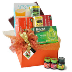 [1 Day Pre-Order] ESSENCE APLENTY HAMPER - BRAND HEALTH GIFT CORPORATE HAMPER GIFT