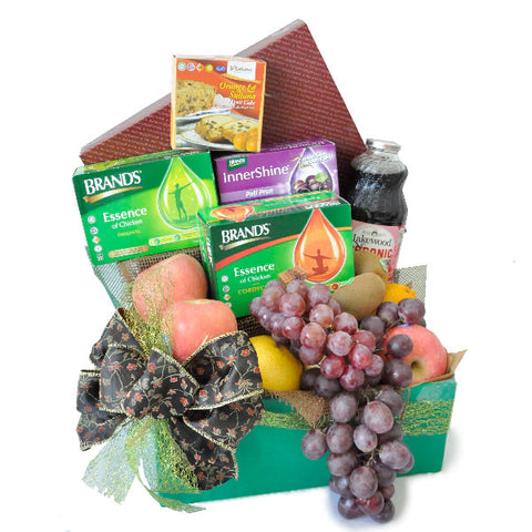 [1 Day Pre-Order] ESSENCE TREASURE HAMPER - HEALTHY BE WELL FRUITS GIFT HAMPER