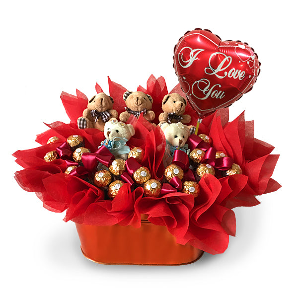 [1 Day Pre-Order] Ferraro Love Mom - Rocher Chocolates