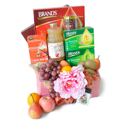[1 Day Pre-Order] Fruity Goodness Hamper - Wellness Fruits & Essence Gift Hamper