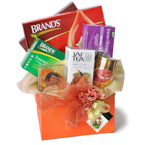[1 Day Pre-Order] HEALTH ABUNDANCE HAMPER - BIRDNEST, ABALONE, CHICKEN ESSENCE, HEALTHY FOOD GIFT