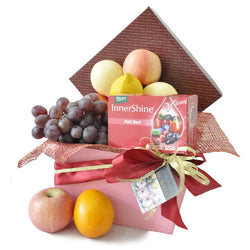 [1 Day Pre-Order] Healthy Shine - Brand's innershine Berry Essence Tonic with Fruits Hamper Gift
