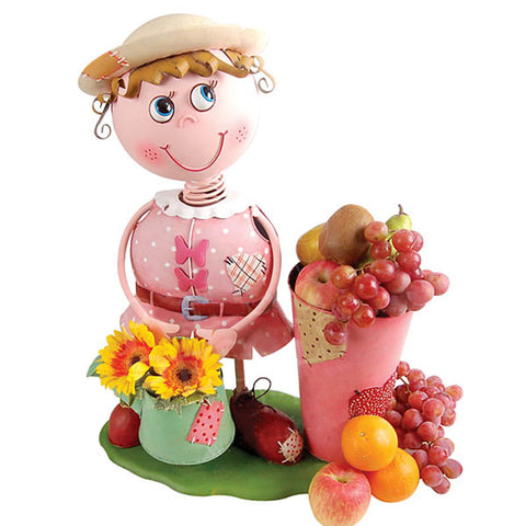 Laura Prairie - Garden Planter with Fruits Gift