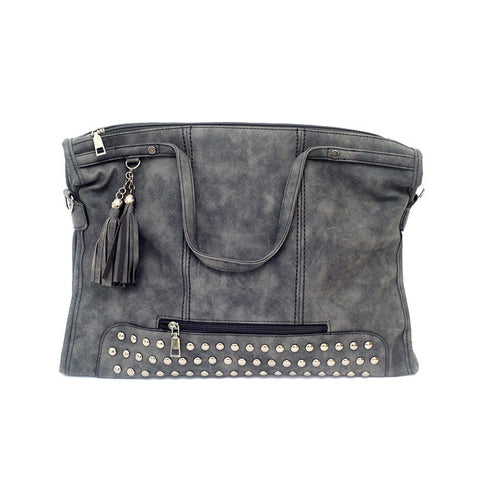 Hidden Gem Bag - Dark Grey