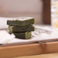 [1 Day Pre-Order] Matcha heaven blondies