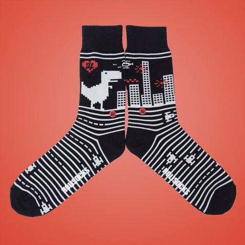 Holisocks - Pixelsaurus