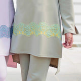 Qadirah Suit (Lime Green)