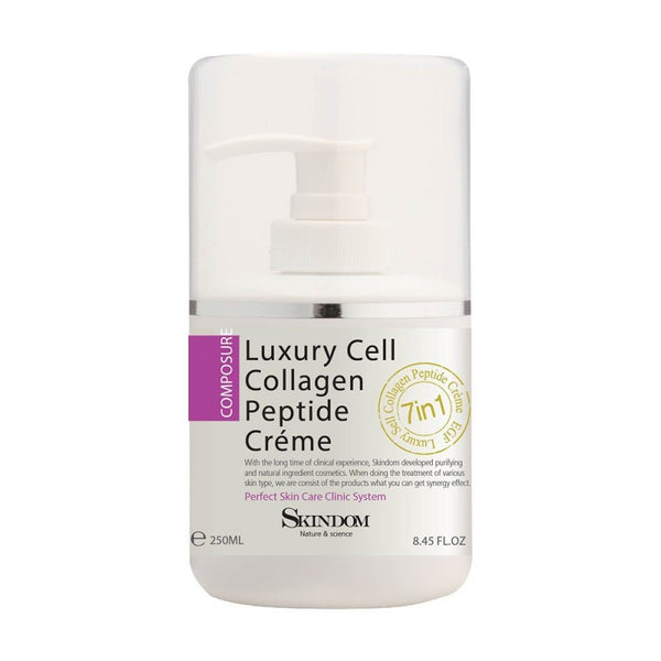 Skindom Luxury Cell Collagen Peptide Cream - 250ml