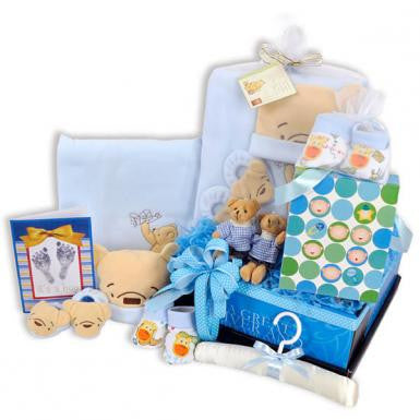 Baby Boy Fleece Set