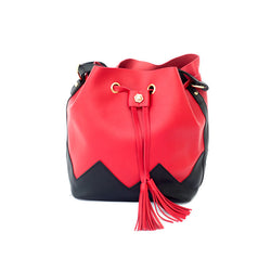 Wanderer Bucket Bag - Red