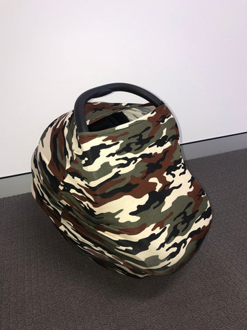 Camo Mini LUX Baby Cover