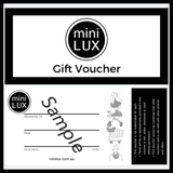 Mini LUX Gift Voucher