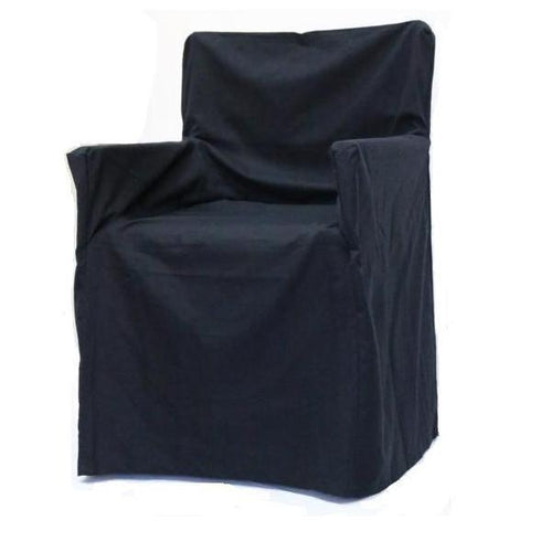 Director's Chair Cover - Black