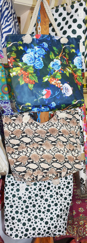 Assorted Tote Bags