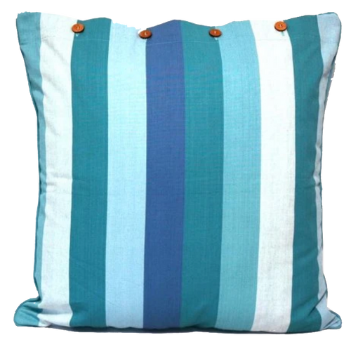 Coastal Cotton Cushion Cover