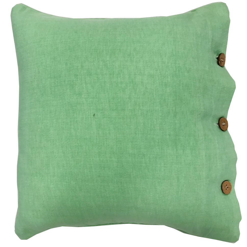 Mint Cushion Cover