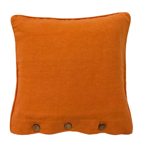Citrus Cotton Cushion Cover