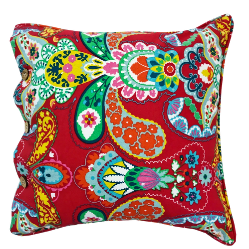 Frida Cotton Cushion Cover