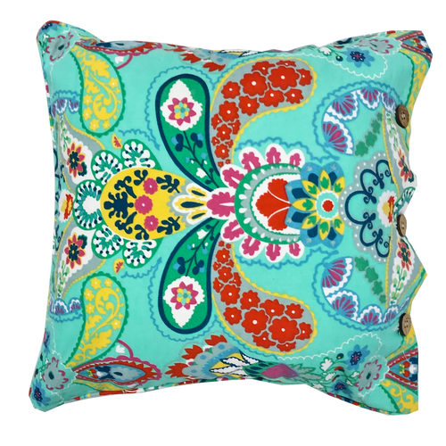 Delores Cotton Cushion Cover