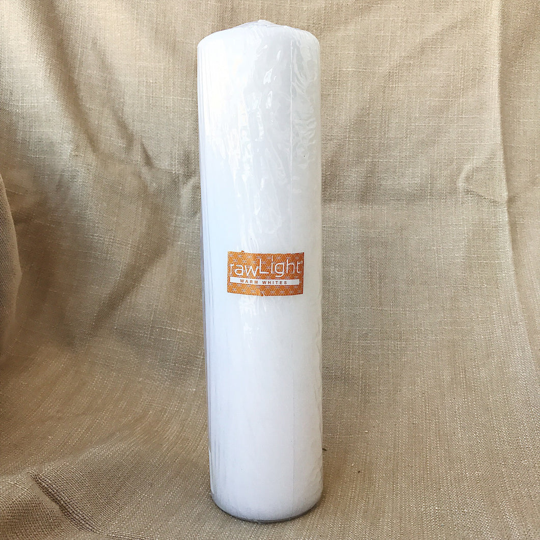 Tall Plain White Candle