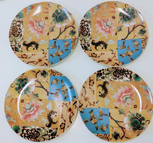Assorted Anna Chandler Dessert Plates