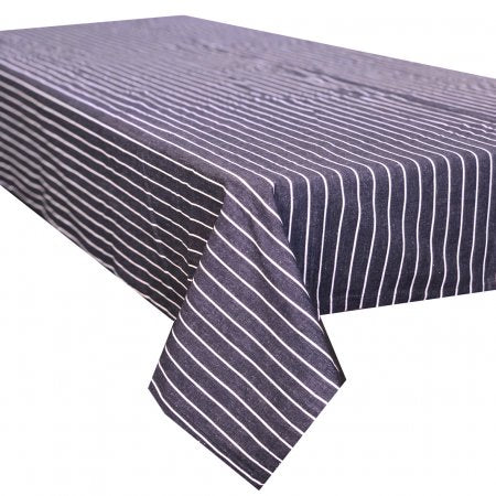 Regatta Navy Cotton Tablecloth