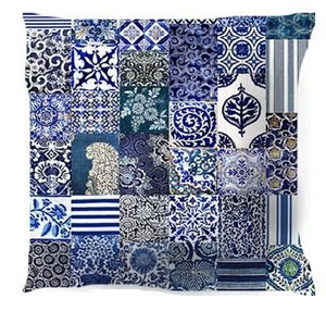 Anna Chandler Indigo Out-door Cushion