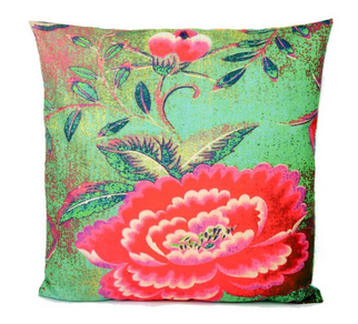 Anna Chandler Peony Out-door Cushion