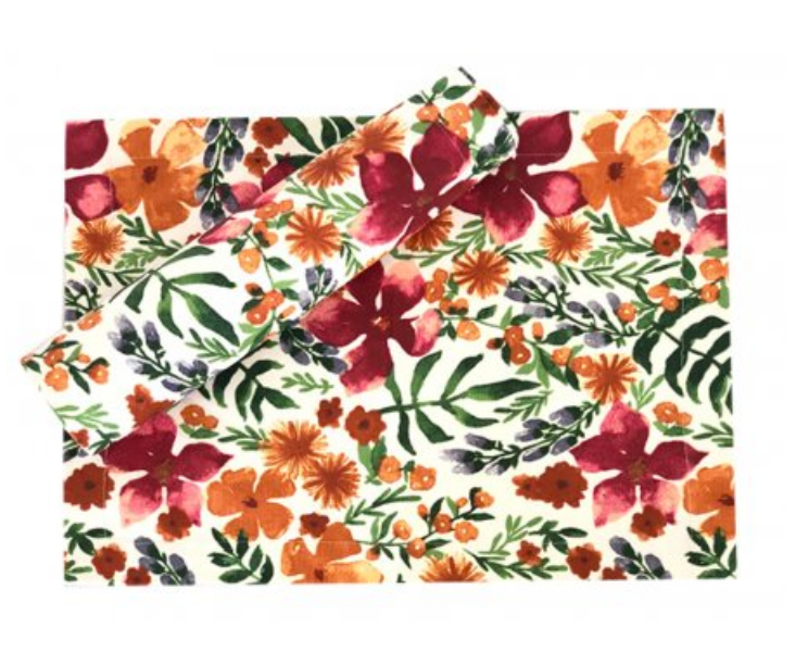 Copenhagan Floral Stain Proof Placemat