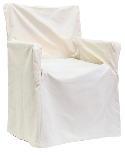 Director's Chair Cover - Trend Off White