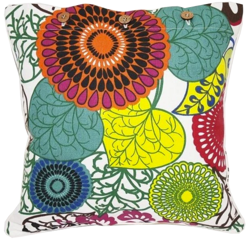 Africa Cotton Cushion Cover