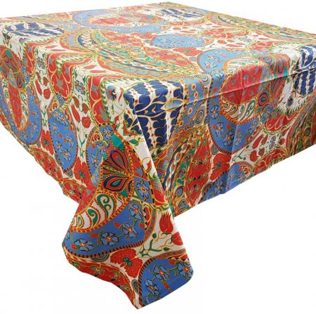 Ankara Stain Proof Tablecloth
