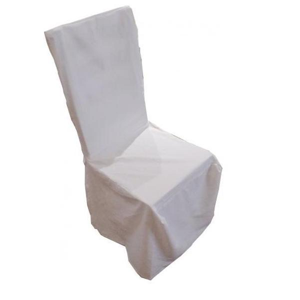 Dining Chair Cover - Off White