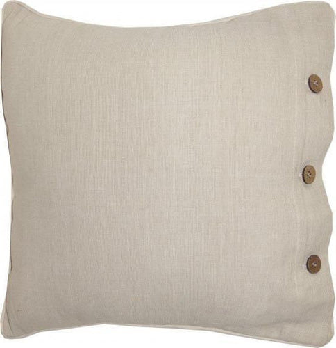 Bone Cotton Cushion Cover