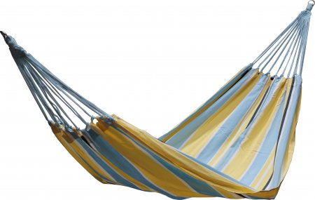 Champagne Blue/Yellow Hammock