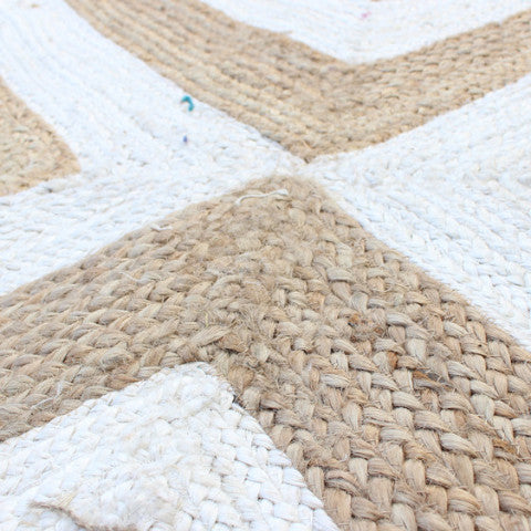 Recycled Woven Rug
