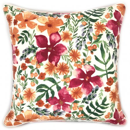 Copenhagen Floral Cotton Cushion