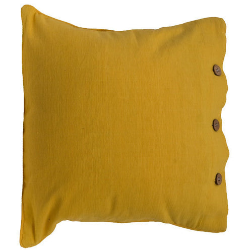 Marigold Cotton Cushion Cover