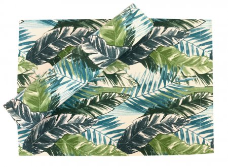 Forest Foliage Stain Proof Placemat