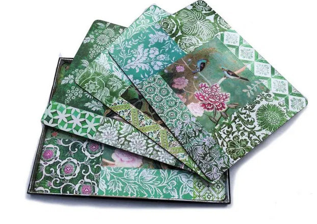 Anna Chandler Placemat in Green Patch