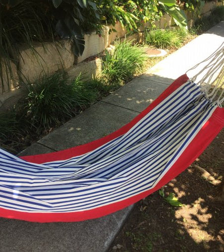 New York Red Hammock