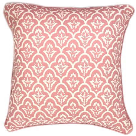Jaipur Dusky Rose Cushion Cover