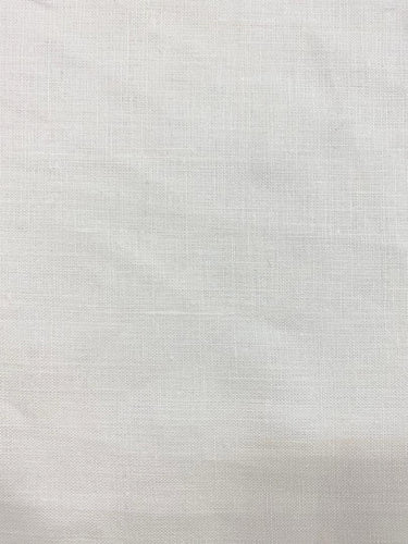 Linda Linen - White Fabric