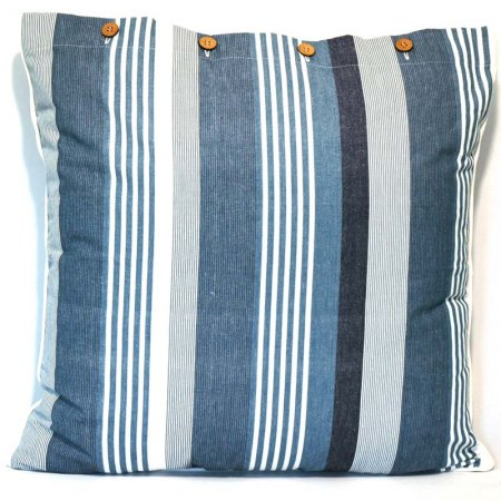 Mediterranean Cotton Cushion Cover