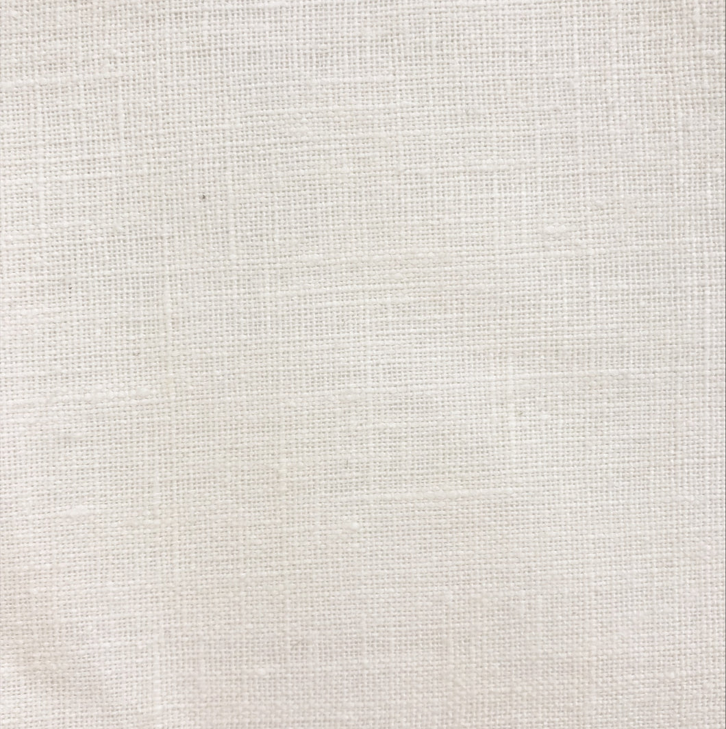 Off White Linen Fabric Calico House